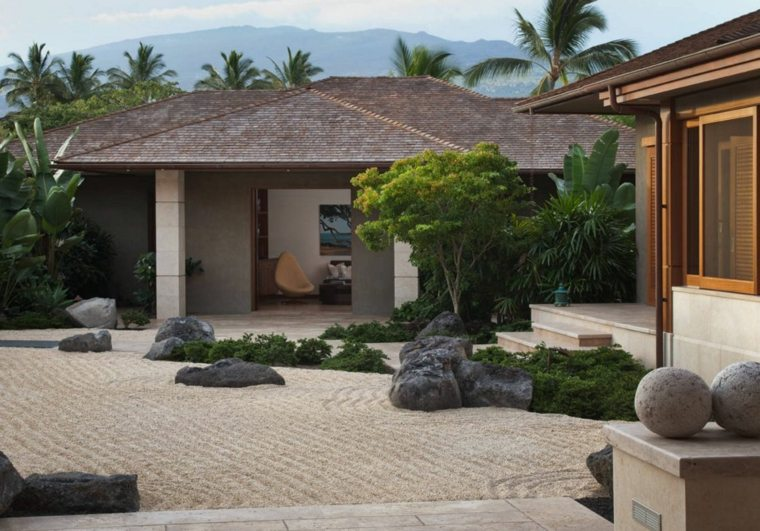 60 Idees Pour Un Jardin Rocaille D39inspiration Japonaise A