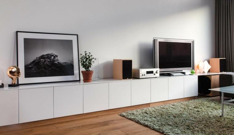 Ikea Meubles Tv Idees De Meubles A Fabriquer Soi Meme