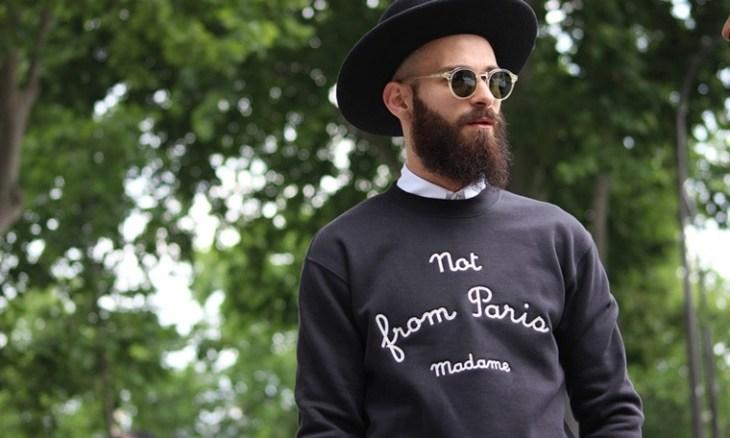 paris semaine mode street style homme mode tendances