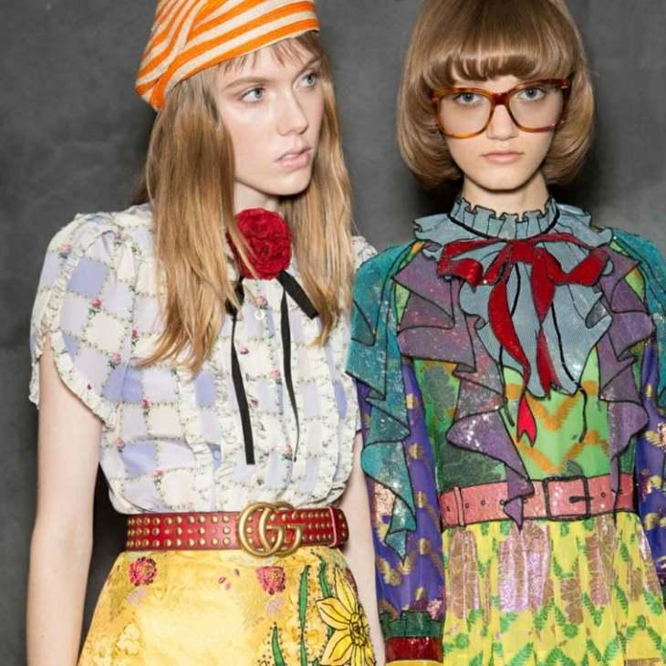 mode printemps été 2016 multicolores