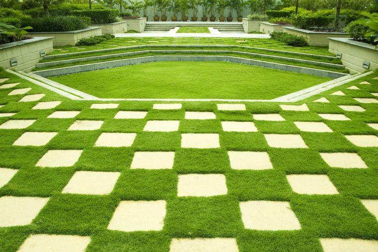 √ Dco jardin design : 49 jardins modernes pour vous inspirer