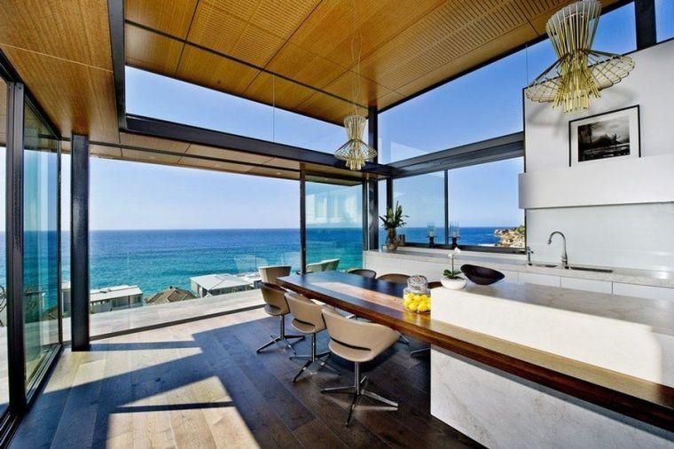 Terrasse Moderne De Luxe | Jardin Paysager De Design Exclusif ...