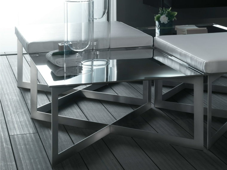 Salon Geometrique La Table Basse Design En 33 Exemples Uniques