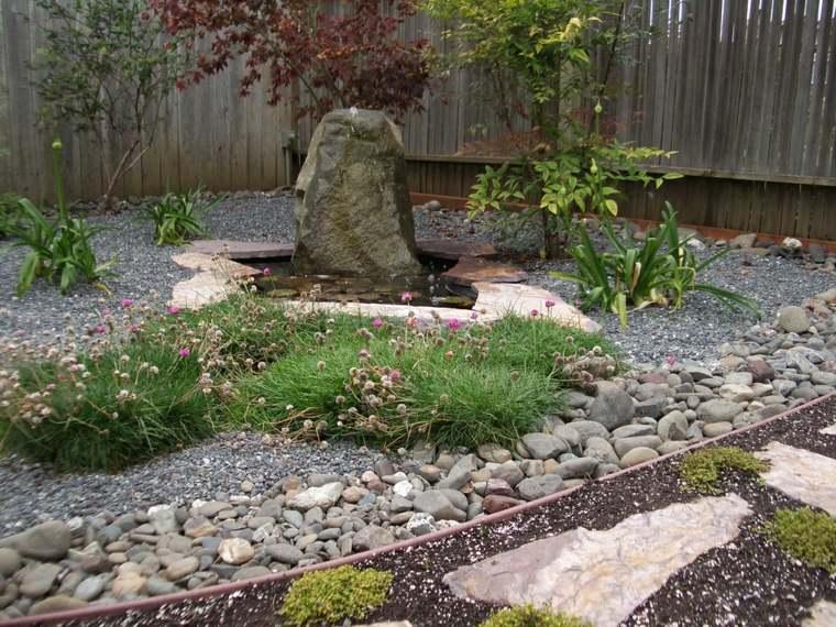 Rocaille Jardin Japonais