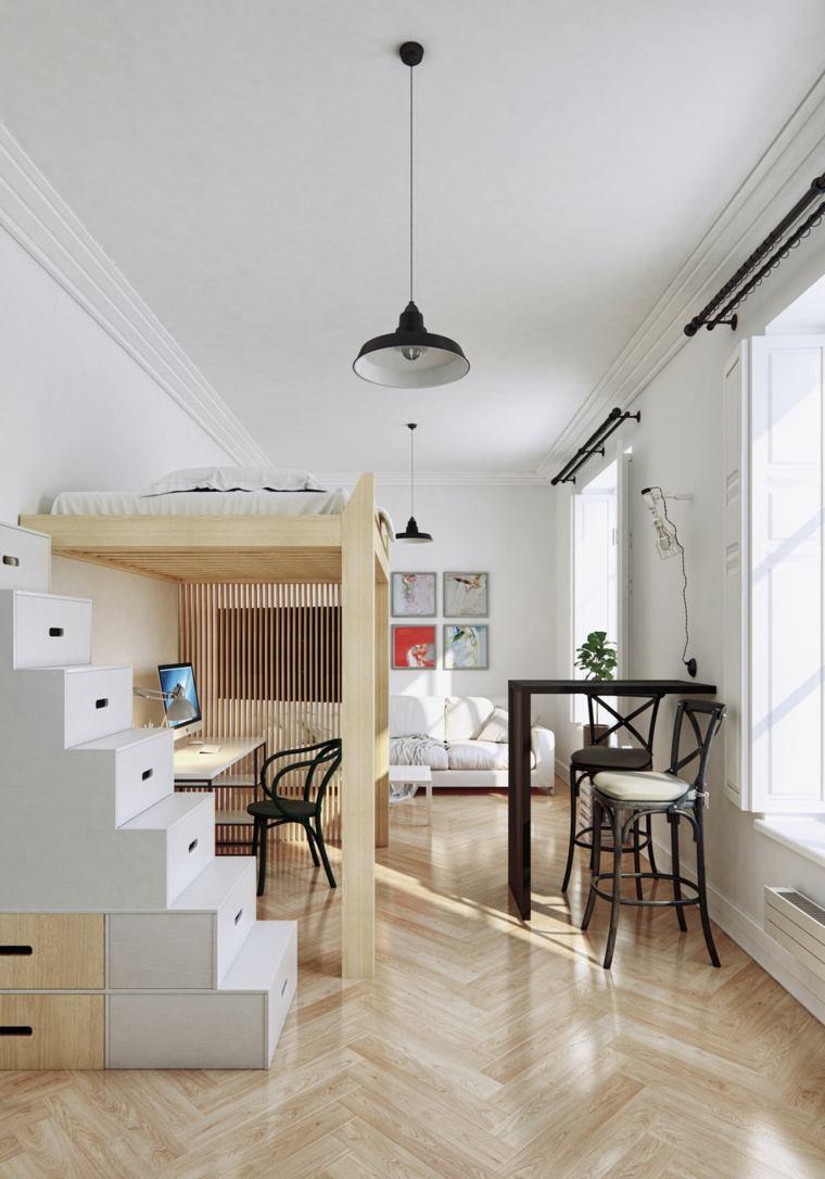 Idee Decoration Appartement Petit Espace