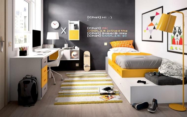 Couleur Chambre Ado Garcon - Maison Design - Apsip