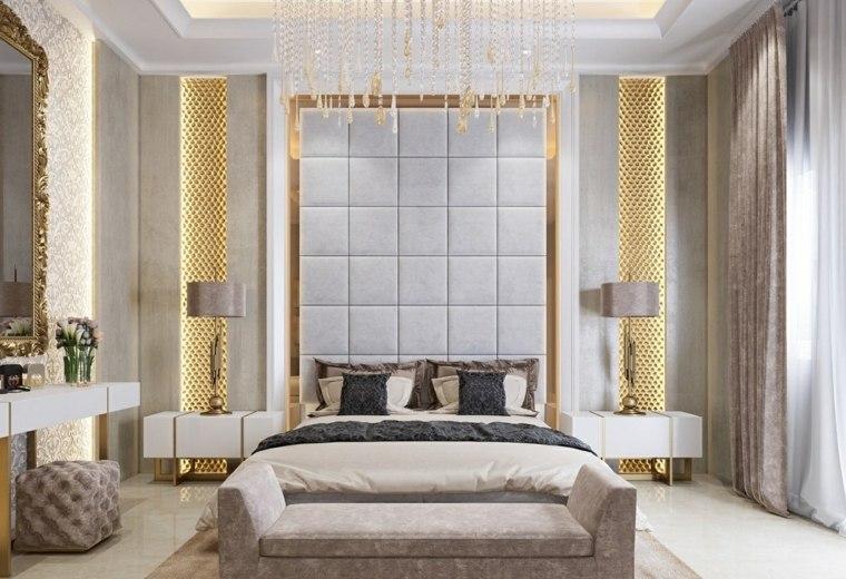 Déco suite parentale 6 chambres à coucher design moderne