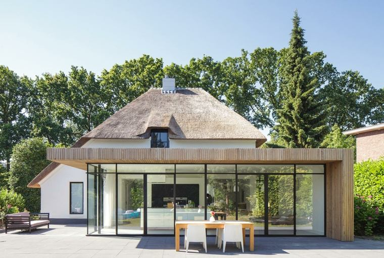 Idée agrandissement maison  plus de 50 extensions esthétiques
