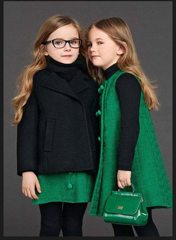 robe automne enfant fille tendances