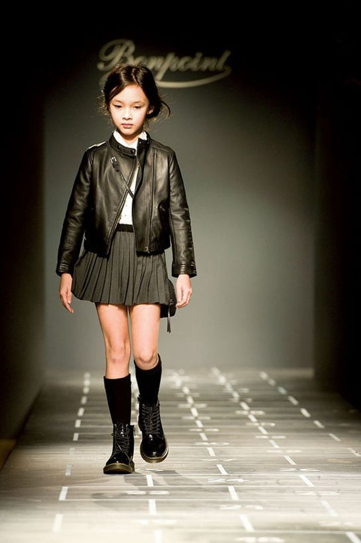 robes enfant fille automne tendances