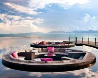 Terrasse design : 24 modles de salon encaiss
