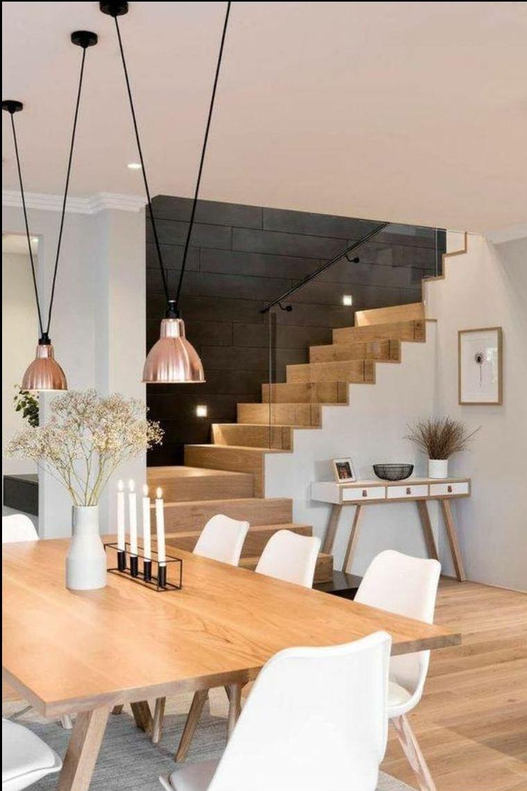 Decoration Interieur Avec Escalier | Deco Noel Escalier Interieur