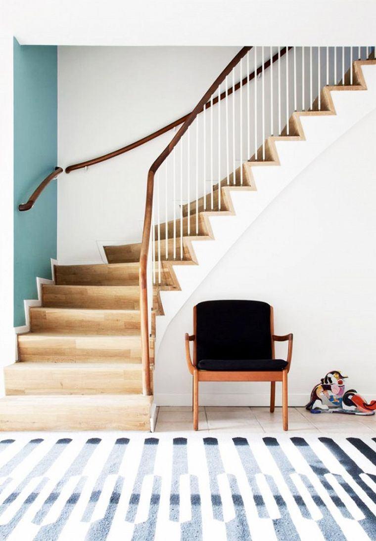 Deco Cage Escalier Interieur | Deco Mur Escalier Élégant Déco Cage ...