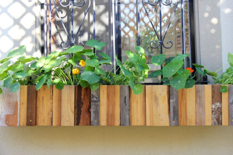 Jardiniere En Palette De Bois 74 Modeles A Faire Soi Meme