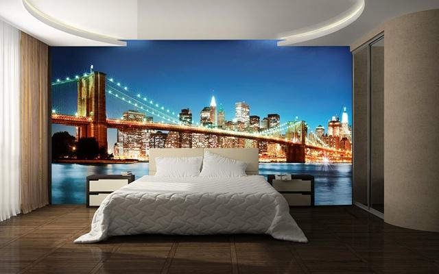 3d River Wallpaper Le Poster Mural Comme D 233 Coration Moderne Et Design