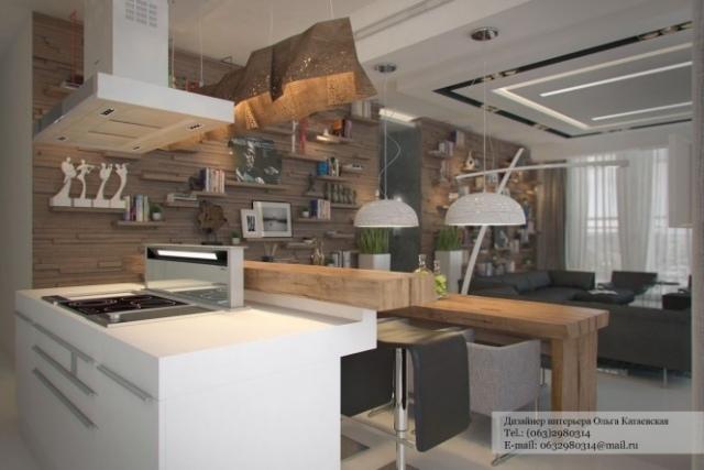 Aménagement de maison 30 photos sympas par Olga Kataevskaya - Amenagement De La Maison