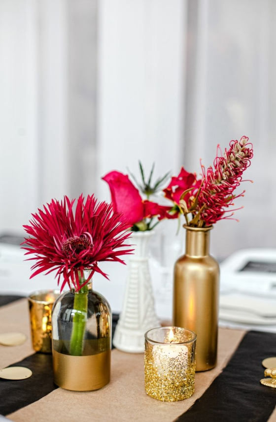 Pinterest Deco Table Déco Table Et Centres De Table Floraux