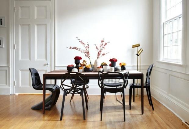 Décoration salle à manger - 107 idées design