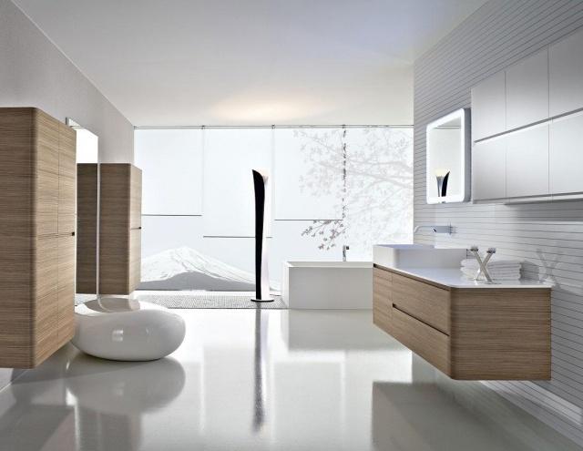 Meuble salle de bains moderne - 30 des meilleurs designs de 2014