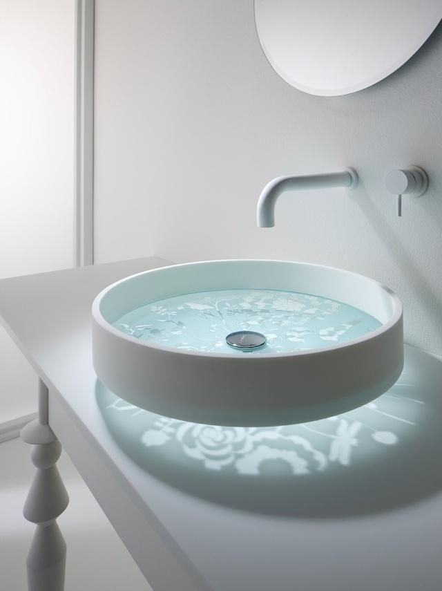 Vasque salle de bains originale en 25 idées de design unique