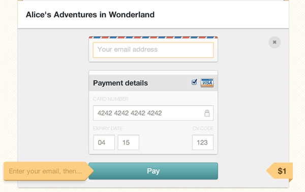 The Ultimate UX Design of the Credit Card Payment Form - Designmodo