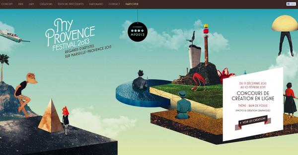 Skillfully Crafted Event Website Designs - Designmodo