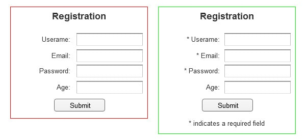 5 UX Tips for Designing More Usable Registration Forms - Designmodo - registration forms