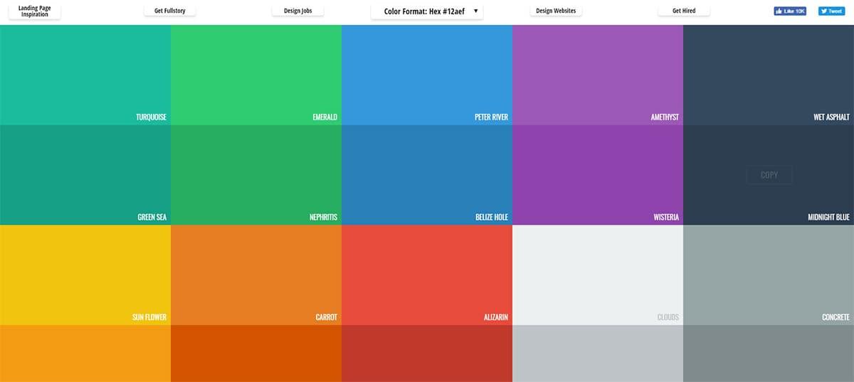 12 Best Color Scheme Generator Web Apps for Designers - Designmodo