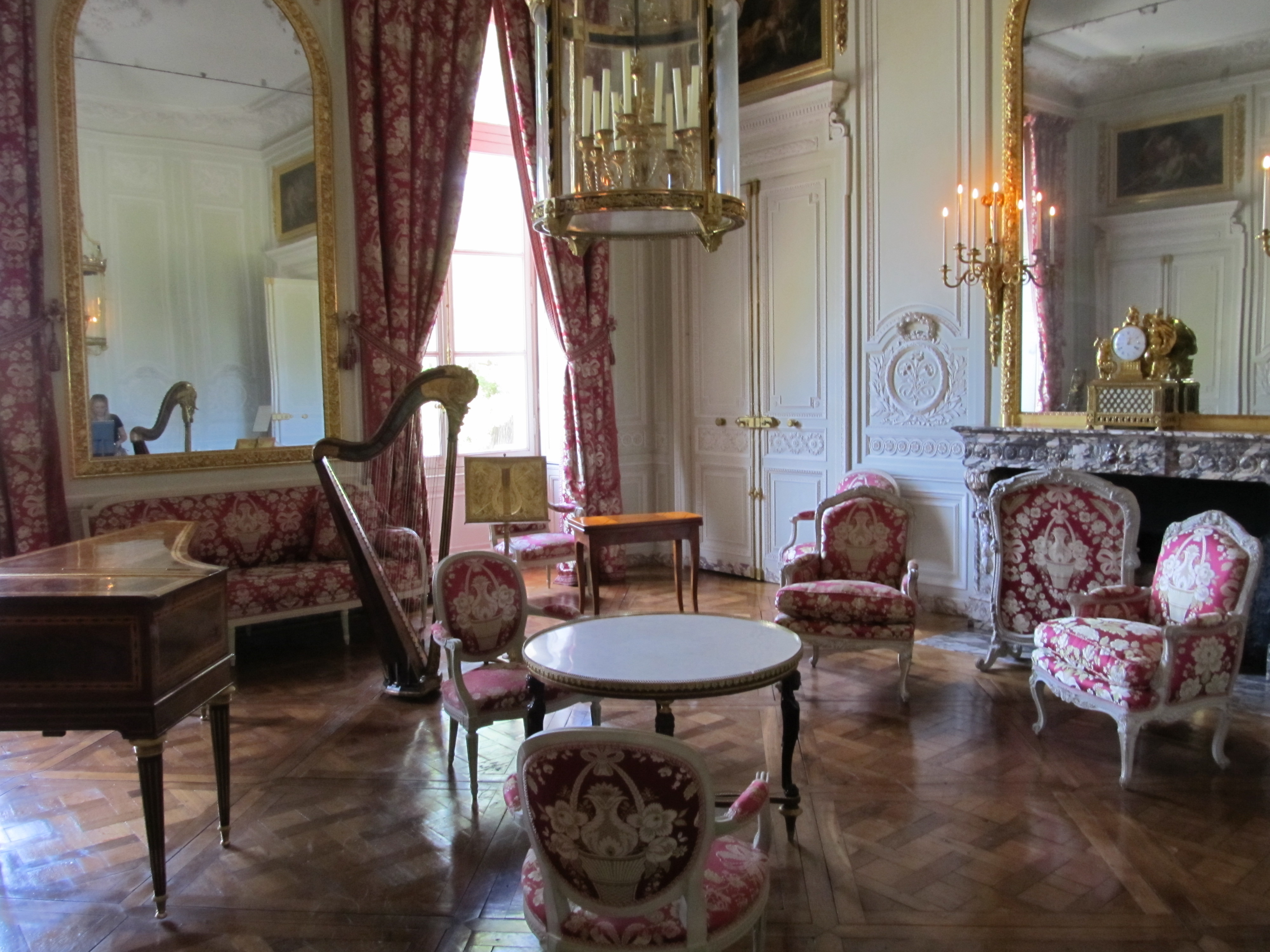 Grand Salon This Is Versailles Petit Trianon Grand Salon