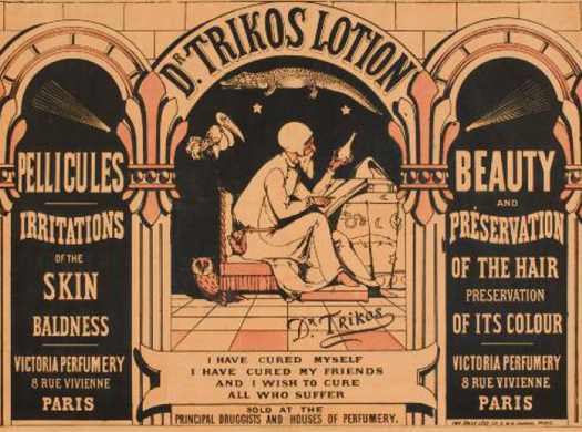 William Helfand, collector of medical posters and ephemera Design