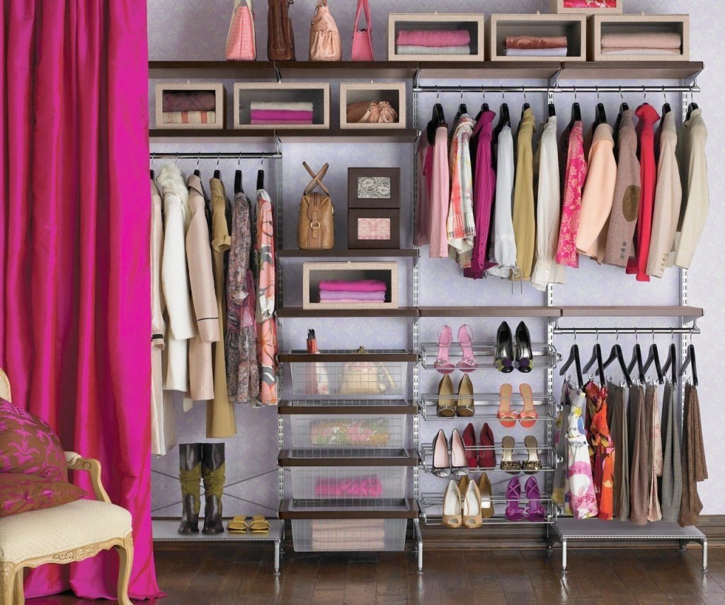 Closet Organization Closet Organization With Style In Mind