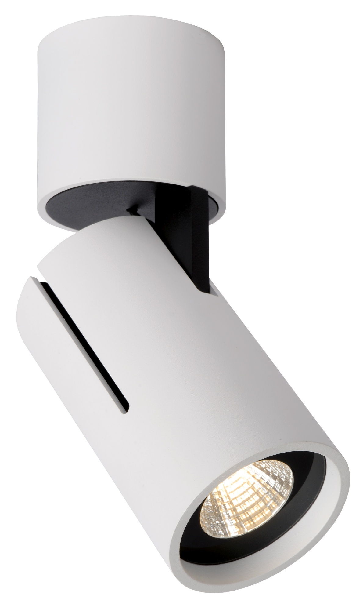 Led Plafondplaat Lucide Plafondspot Landa4 Dimbare Led Wit In De Aanbieding