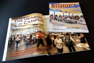 Bishop's Magazine - Fall/Winter 2014