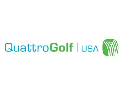 image of QuattroGolf USA logo