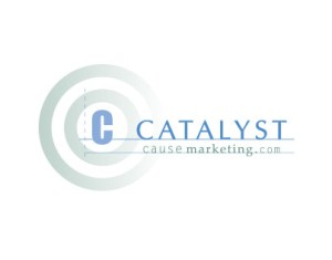 image of catalyst cause marketing logo