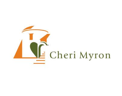 image of cheri myron logo