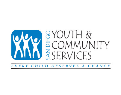 image of San Diego Youth and Community Services logo