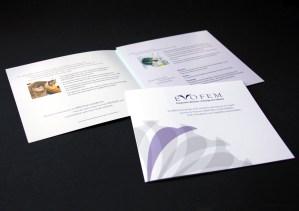 image of Evofem brochure