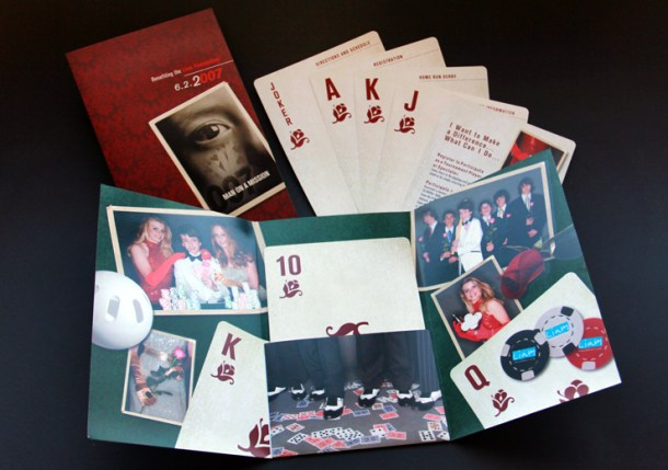 image of Man on a Mission - Cystic Fibrosis fundraising registration materials