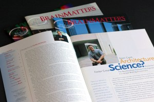 image of The Neurosciences Institute Brain Matters magazine