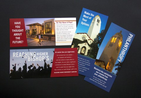 image of The Bishop's School insert cards