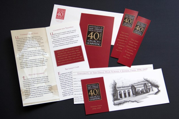 university of san diego high school collateral