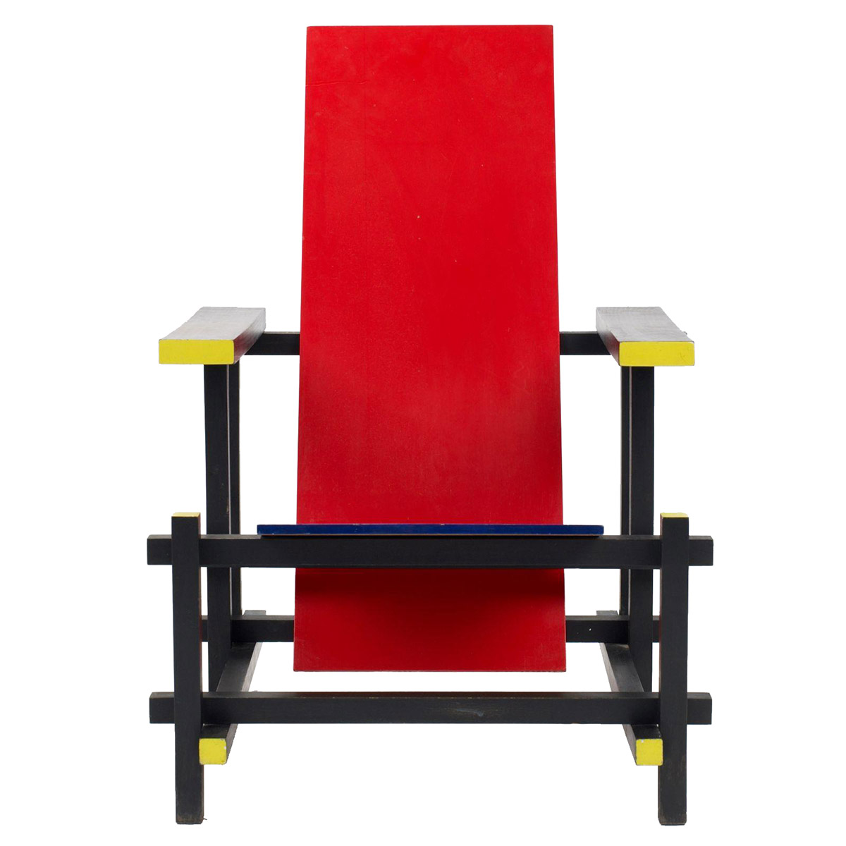 Sedia Di Rietveld Misure Sedia Red And Blue Casamia Idea Di Immagine