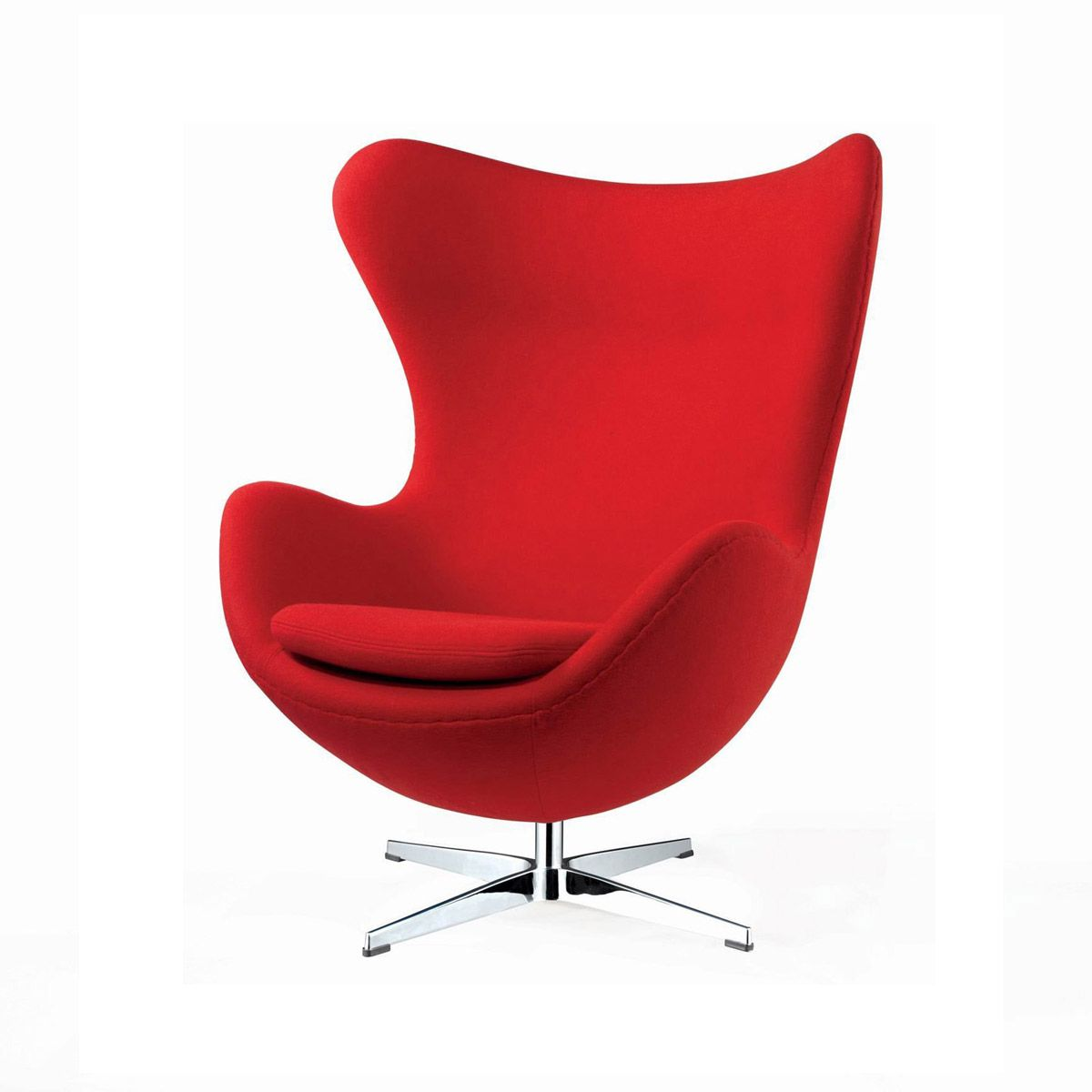 Poltrona Uovo Design Poltrona Egg Chair A Jacobsen
