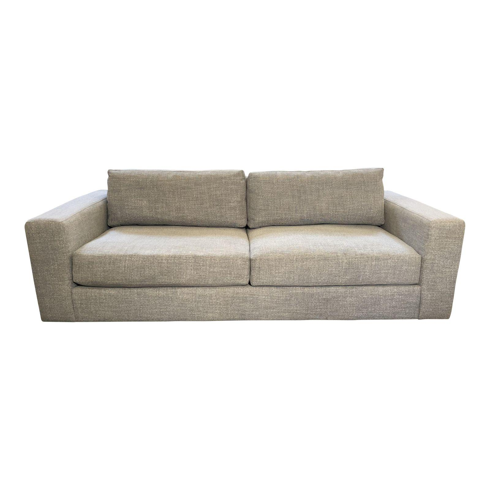 Urban Sofa 2018 West Elm Urban Sofa Original Price 1 499 Design Plus