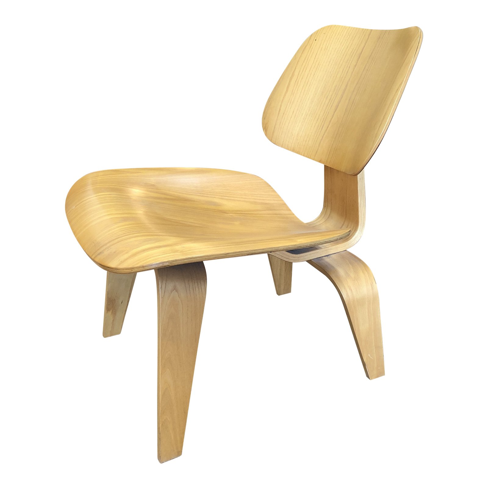 Charles Eames Stuhl Original Herman Miller Eames Molded Plywood Lounge Chair Original Price