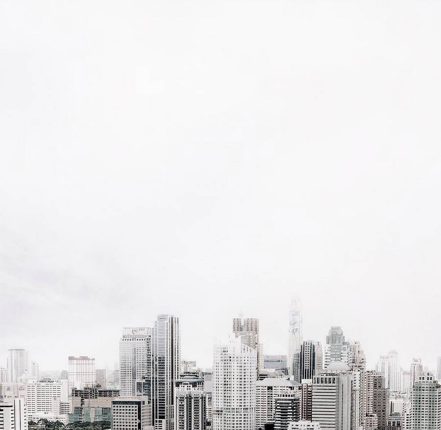 Scandinavian Wallpaper Hd Minimalist Photography Of Bangkok By Alif Korsem Design
