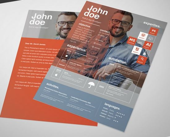 40 Best Free Resume Templates To Download - best free resume templates word