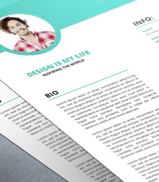 40 Best Free Resume Templates To Download - free resume downloads