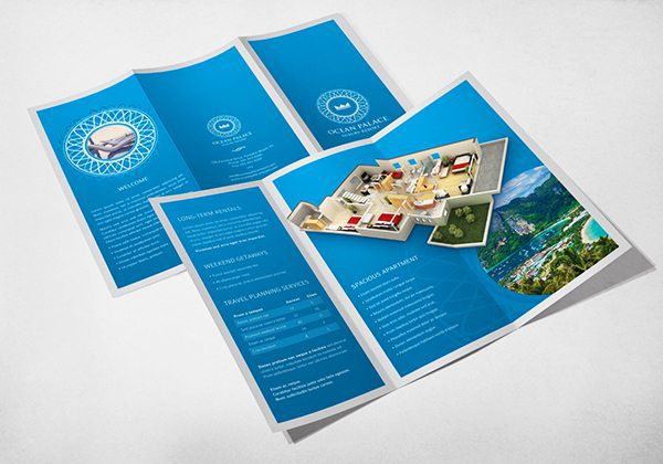 Tri Fold Brochure Template Designs - 30 Great Collections Design Press